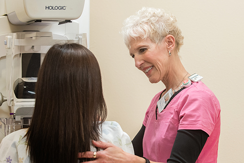 Top Ten Myths Around Breast Cancer and Mammograms